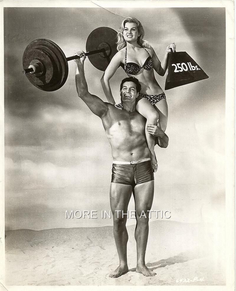 7ae6200262 MUSCLE BEACH PARTY ORIGINAL VINTAGE AIP FILM STILL