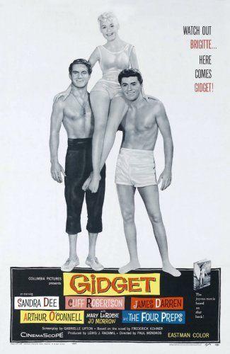 "Gidget Poster #01 24x36"""