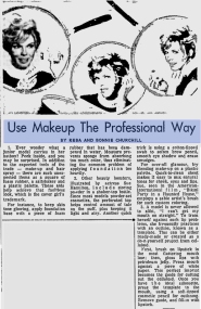 1966-02-24 Use Makeup The Professional Way