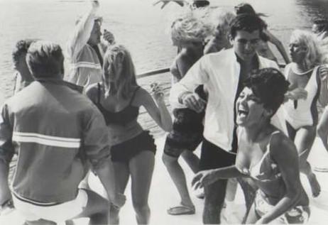 CATALINA CAPER, Original 1967 Dancing Bikini Babes, Beach Film Photo