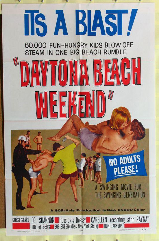 daytona beach weekend