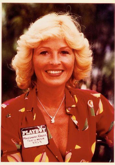 Marianne Gaba 1979 reunion