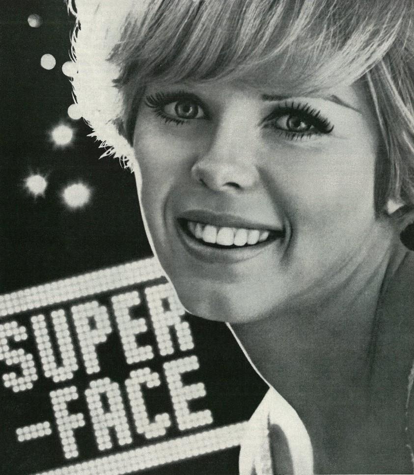 Sue Hamilton Magazine Super Face