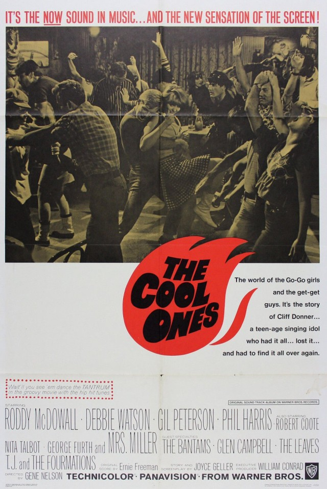 Cool Ones 1967 poster photo