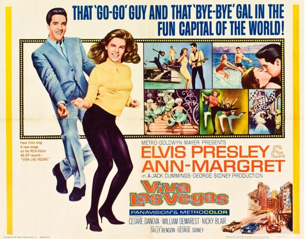 Viva Las Vegas poster
