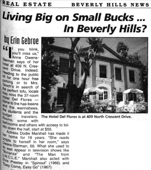Beverly Hills News 21-Sep-1995