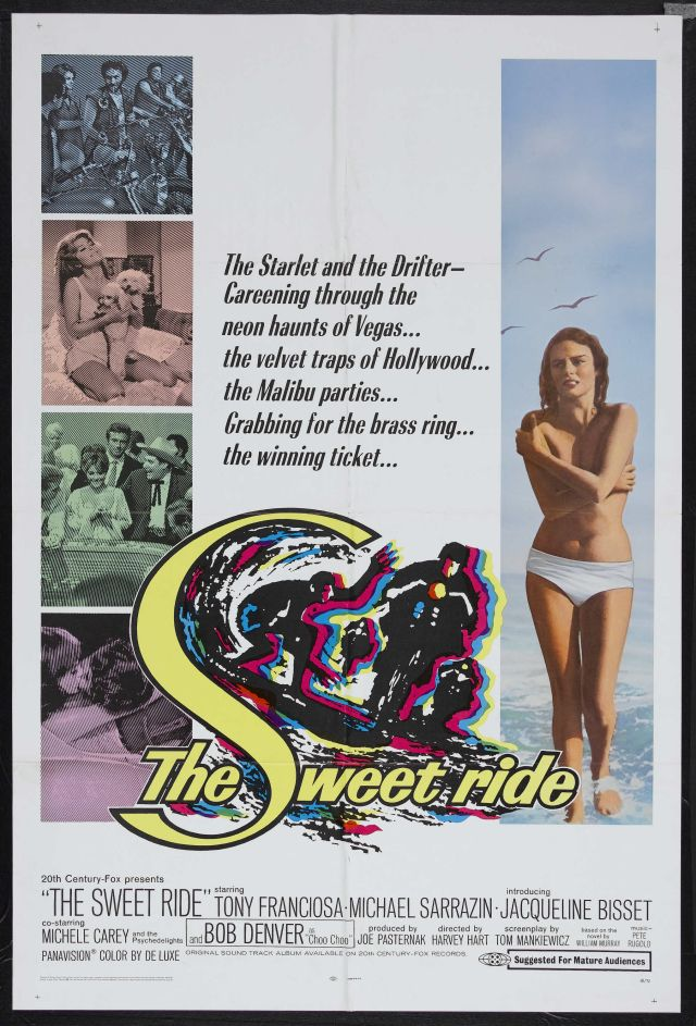 sweet ride, the 1969 poster