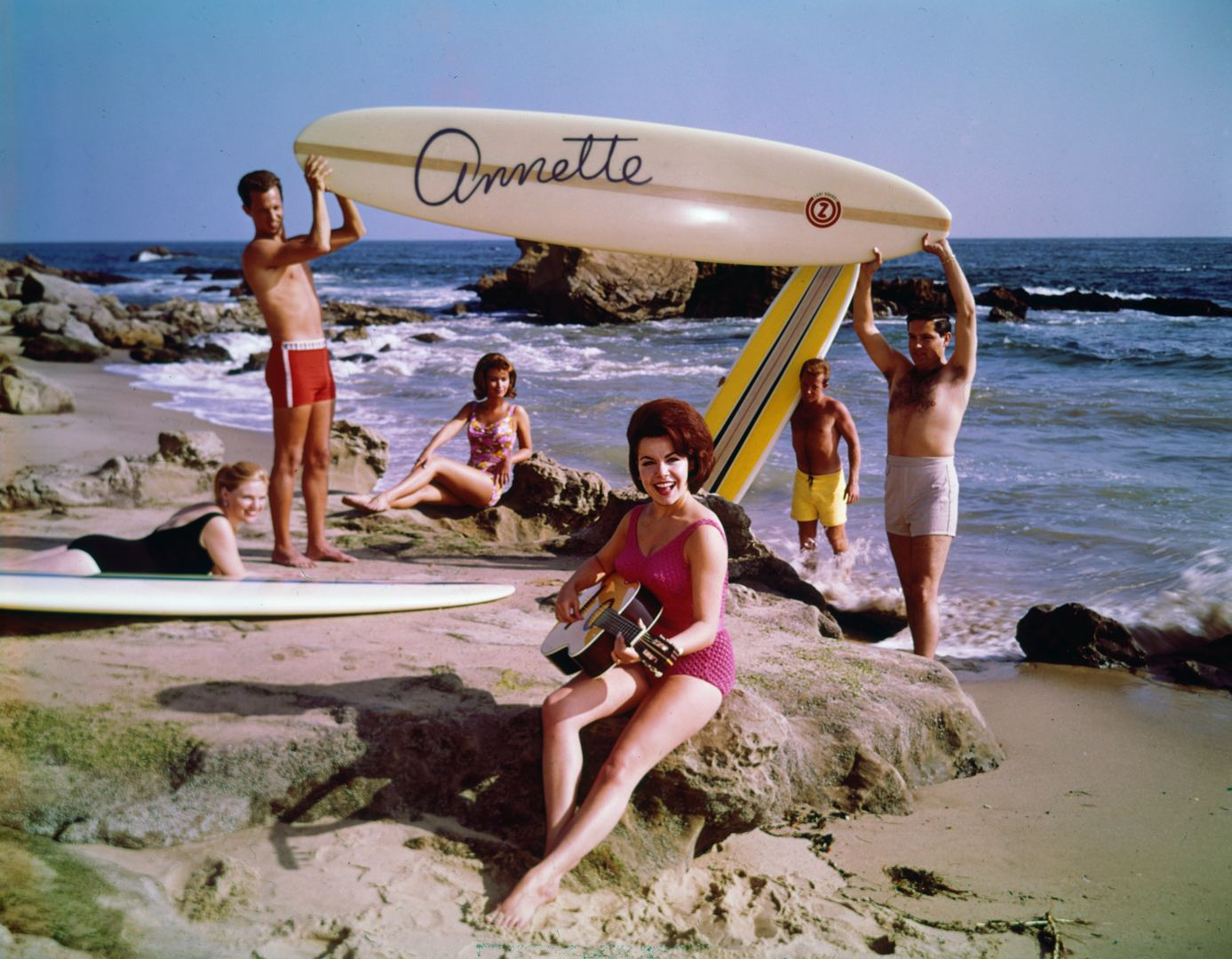 Annette Funicello - - - - - Bikini Beach Party - YouTube