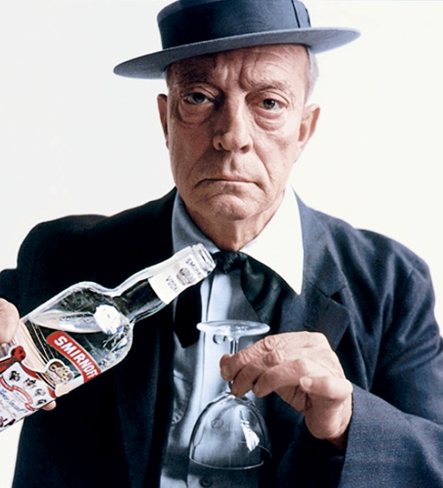 Buster Keaton's Drinking Problem