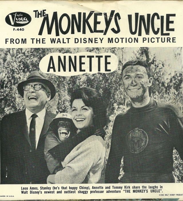 "Annette W_The Beachboys ""The Monkey's Uncle"" Hear It-2"