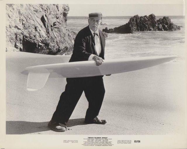 BEACH BLANKET BINGO - BUSTER KEATON ORIGINAL 1965 RELEASE!