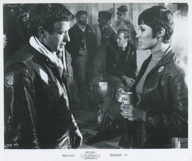 Devil's Angels '67 BIKERS JOHN CASSAVETES BEVERLY ADAMS