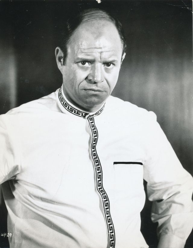 DON RICKLES_WHERE IT'S AT_8X10 ORIGINAL PHOTO AA5510