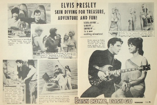 Image result for elvis, easy come easy go