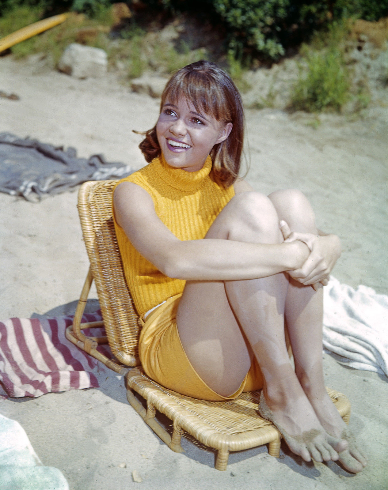 gidget field Young sally