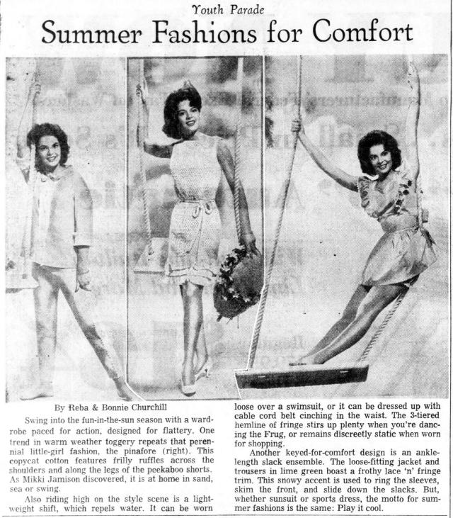 Mikki Jamison 9-Jun-1965