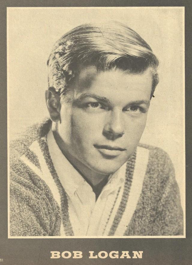 Robert Logan, Full Page Vintage Pinup