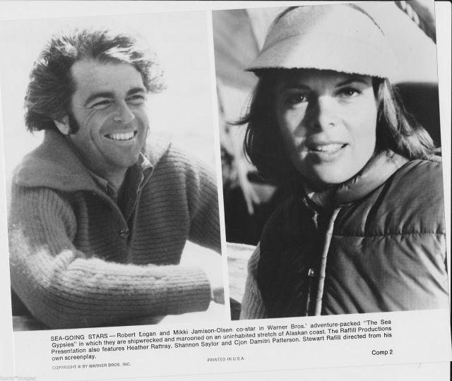 ROBERT LOGAN-MIKKI JAMISON-OLSEN-THE SEA GYPSIES-ADVENTURE