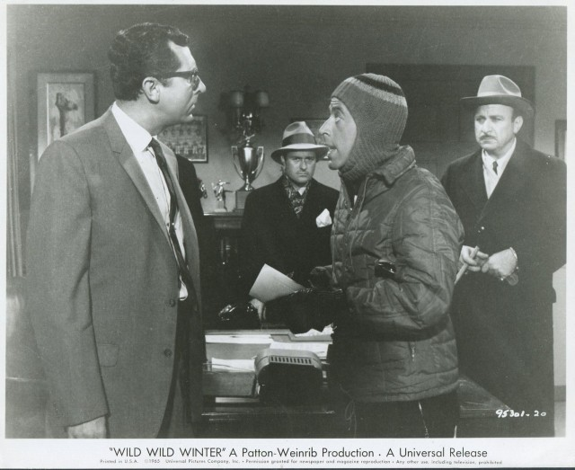 Wild Wild Winter '65 STEVE FRANKEN JIM WELLMAN DICK MILLER VAL AVERY