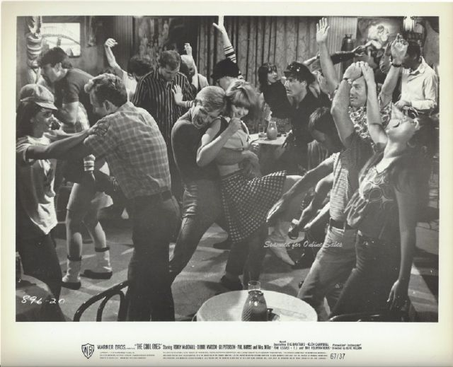 1967 The Cool Ones Roddy McDowell 8x10 Photo 896-20