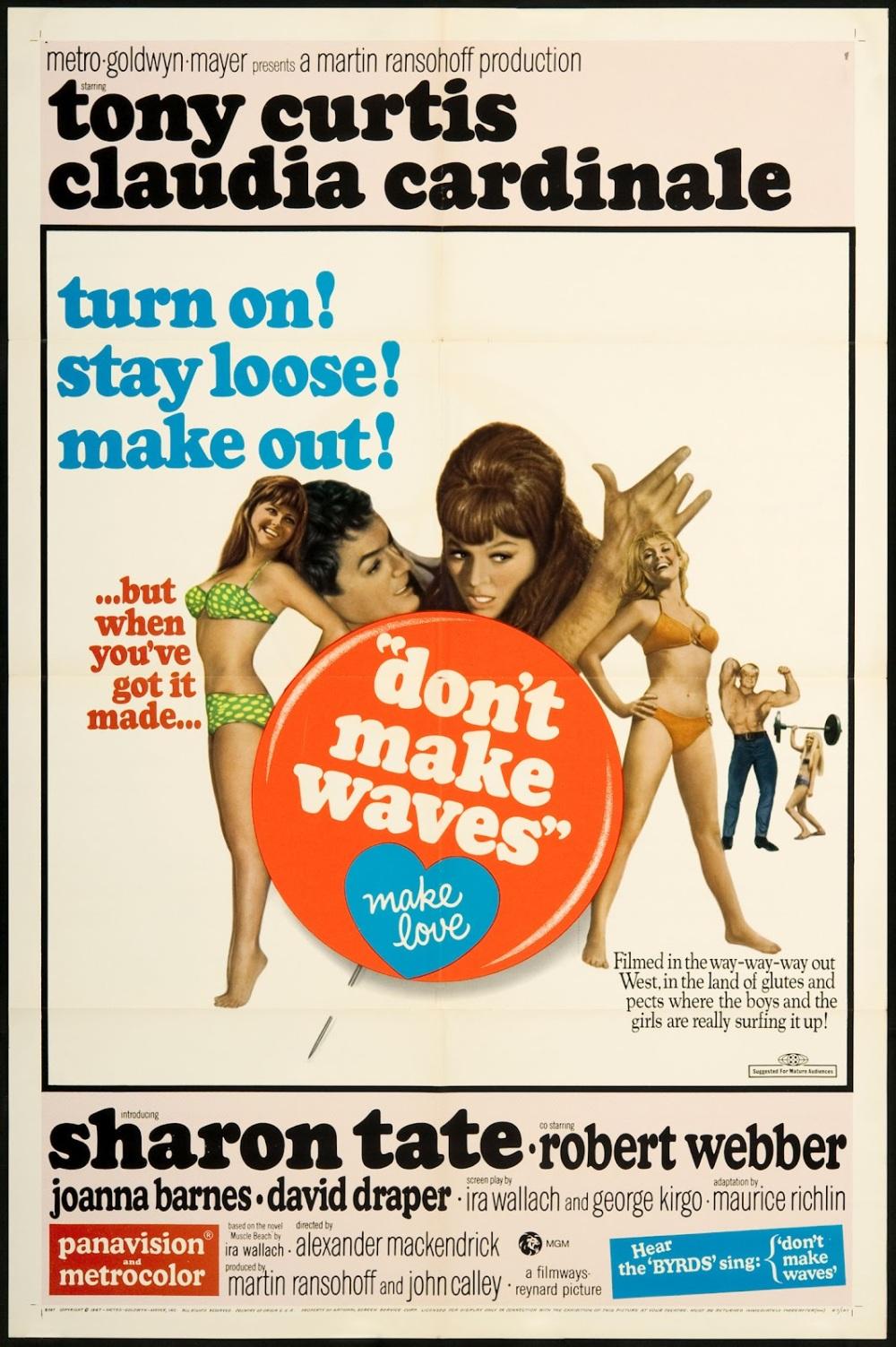 Don't make waves (1967)