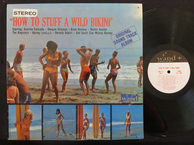 How To Stuff A Wild Bikini 1965 1535a