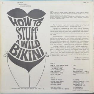 How To Stuff A Wild Bikini OST back