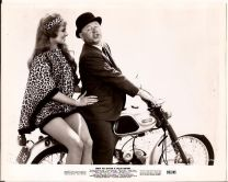 Beverly Adams and Mickey Rooney