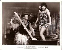 Buster Keaton and Bobbi Shaw