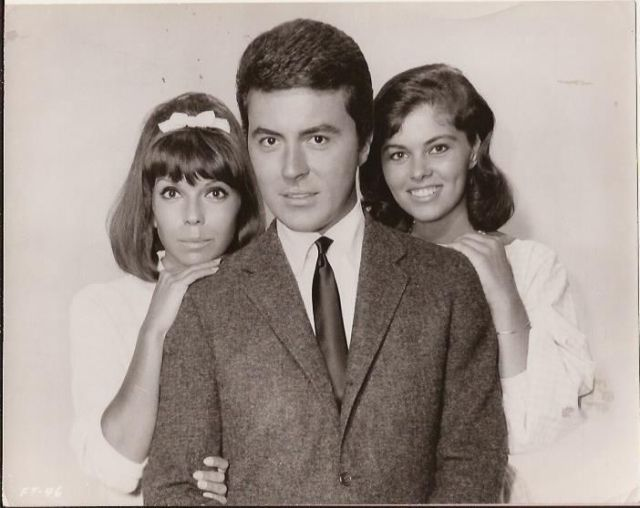 Nancy Sinatra James Darren & Dean Martin's Daughter Claudia