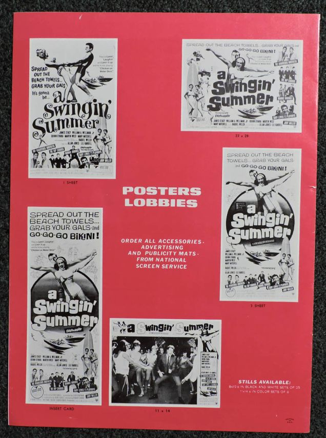 posters, lobby cards