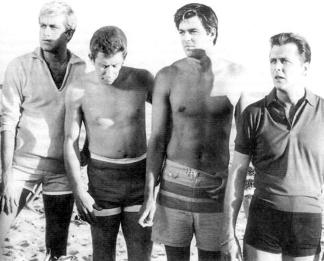 Aron Kincaid, Don Edmonds, Bob Logan, Edd Byrnes - Beach Ball (1965)