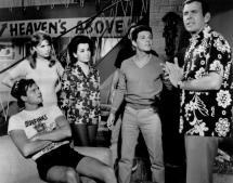 Frankie Avalon, Annette Funicello, Paul Lynde