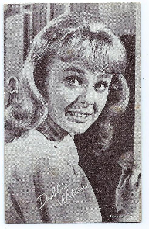 Debbie Watson postcard