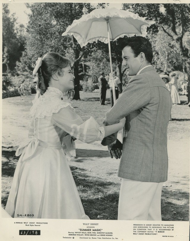 DEBORAH WALLEY JAMES STACY Summer Magic '62