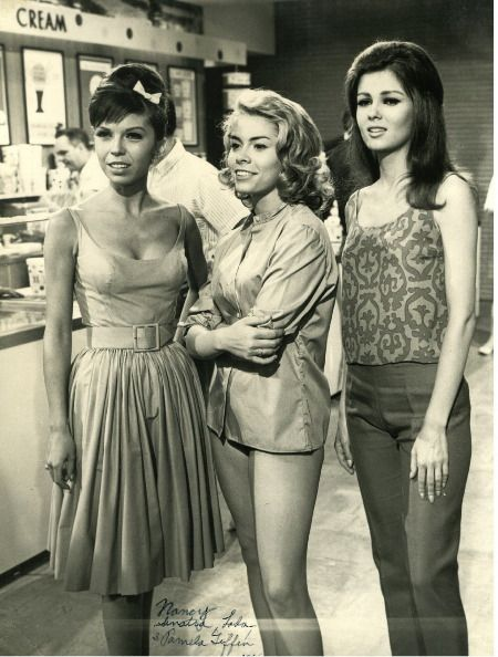 For Those Who Think Young Nancy Sinatra, Lada Edmund Jr. and Pamela Tiffin;