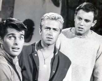 Steve Rogers, Aron Kincaid, Martin West - The Girls on The Beach 1965