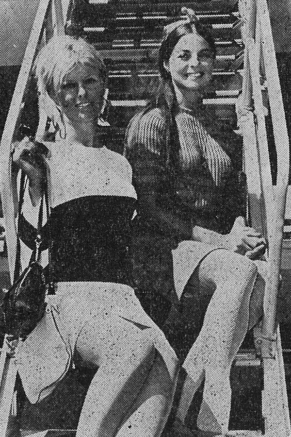 Mary Hughes and Salli Sachse aafire6