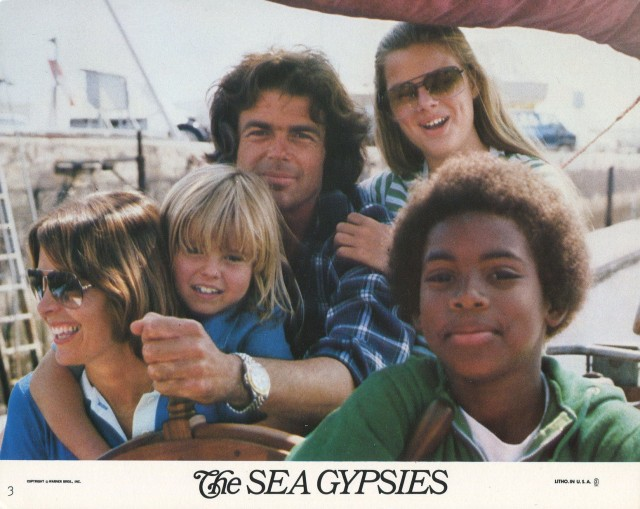 ROBERT LOGAN CHILDSTAR SHANNON SAYLOR MIKKI JAMISON The Sea Gypsies '78