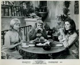 Carol Lynley, Ann-Margaret, Pamela Tiffin