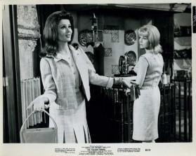 Pamela Tiffin and Carol Lynley