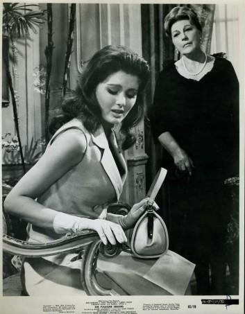 Pamela Tiffin and Gene Tierney