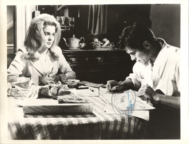 Ann-Margret LC Once a Thief Ann-Margret Alain Delon