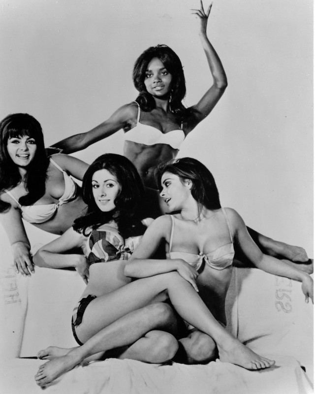 Dolly Read beyond the valley of the dolls