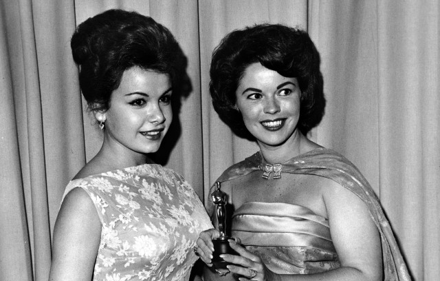 annette funicello and Shirley Temple