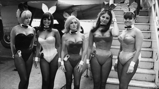 Dolly Read playboy bunnies