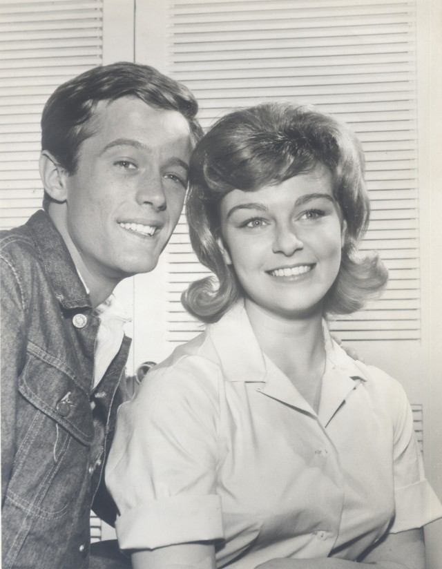 Peter Fonda Patty McCormack New Breed