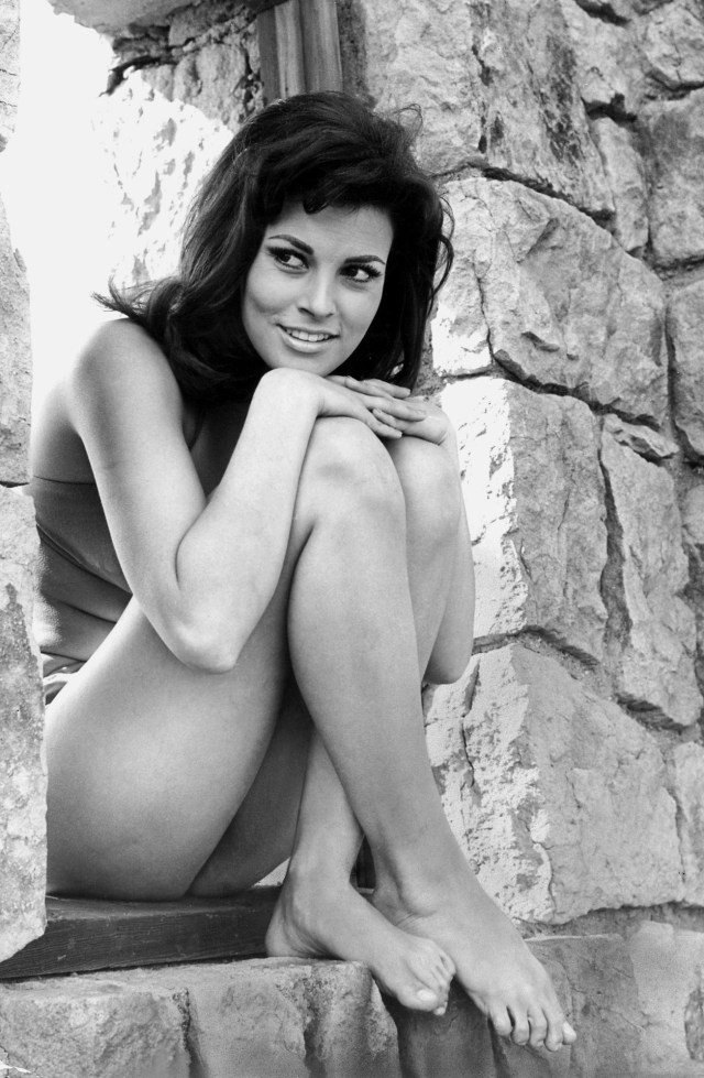 Raquel Welch 1965 © 1978 Gunther MPTV