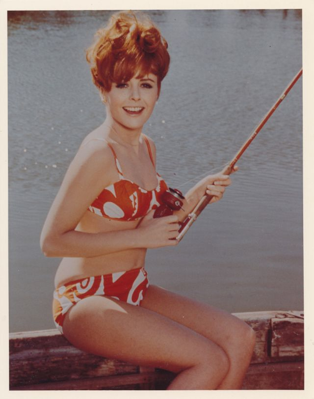 DEBORAH WALLEY 8X10 COPY PHOTO AA5651