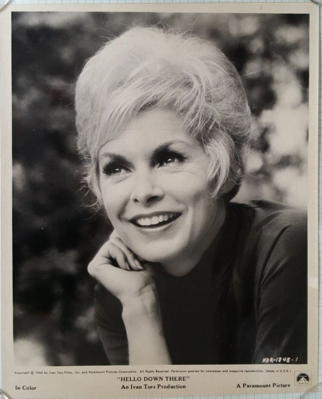 Janet Leigh Hello Down There 1969 Original Movie Photo 2006